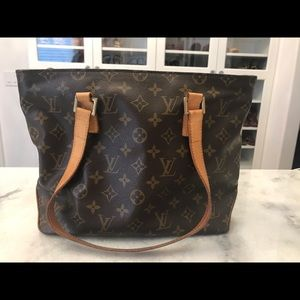 Genuine Louis Vuitton Shoulder Bag